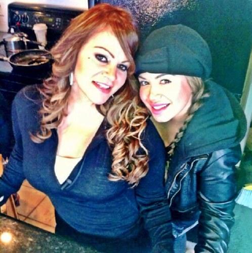 Janney Chiquis Marín, la hija mayor de Jenni Rivera, estalló en ...