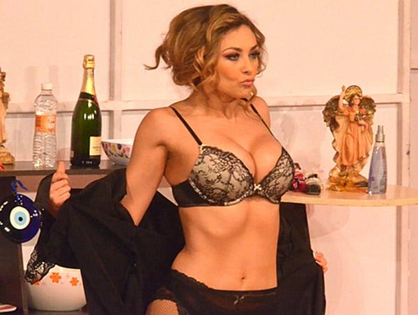 foto desnuda aracely arambula: