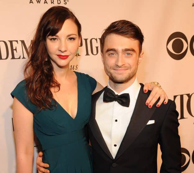 Daniel Radcliffe se casó en secreto