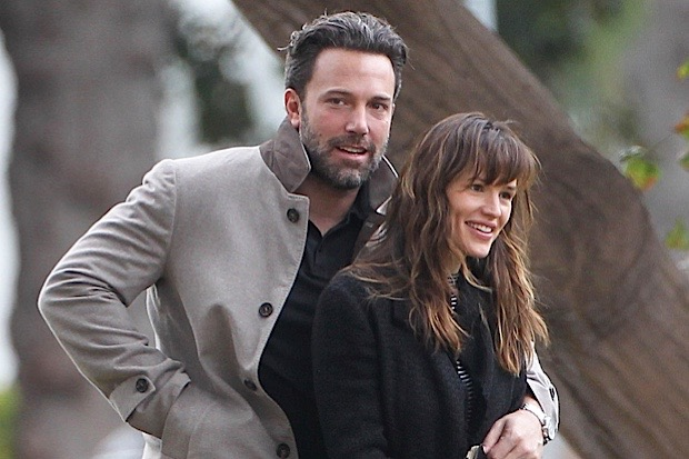 """51786898 Couple Ben Affleck and Jennifer Garner are calling it quits after being married for 10 years, having marked their anniversary on Monday. The pair released a joint statement on June 30, 2015 saying, """"After much thought and careful consideration, we have made the difficult decision to divorce. We go forward with love and friendship for one another and a commitment to co-parenting our children whose privacy we ask to be respected during this difficult time. This will be our only comment on this private, family matter. Thank you for understanding."""" The two are parents to three kids: Violet, 9, Seraphina, 6, and Samuel, 3. Pictured is Ben and Jennifer during happier times. **FILE PHOTOS** FameFlynet, Inc - Beverly Hills, CA, USA - +1 (818) 307-4813"""